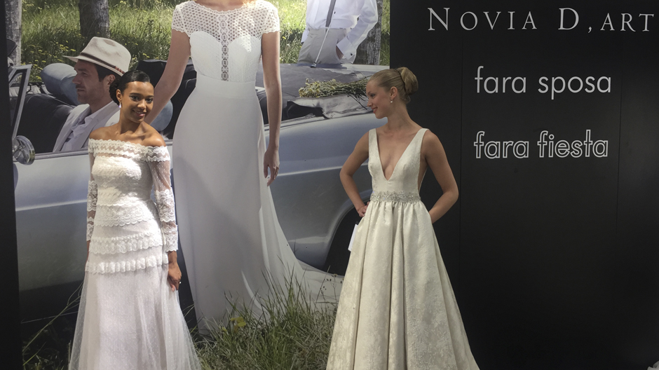 8d5ad0a5c61 The German hosts our bridal fashion brands
