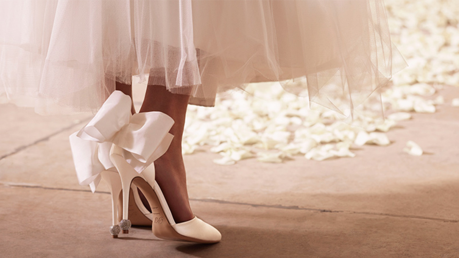 d8b56d99b36e Roger Vivier launched his first collection of shoes dedicated to future  brides three years ago. In his first nuptial collection